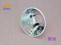 旋壓加工COB筒燈鋁反光杯 2