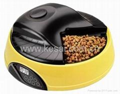 Automatic Pet Feeder 4 meals pet feeder