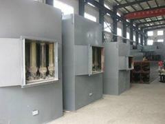 TD型陶瓷多管除塵器