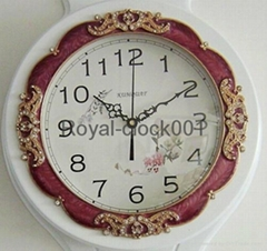 fashion ceramic wall clock