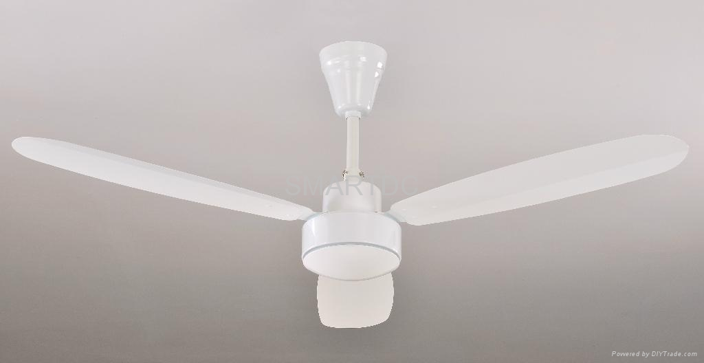 Solar DC ceiling fan 3