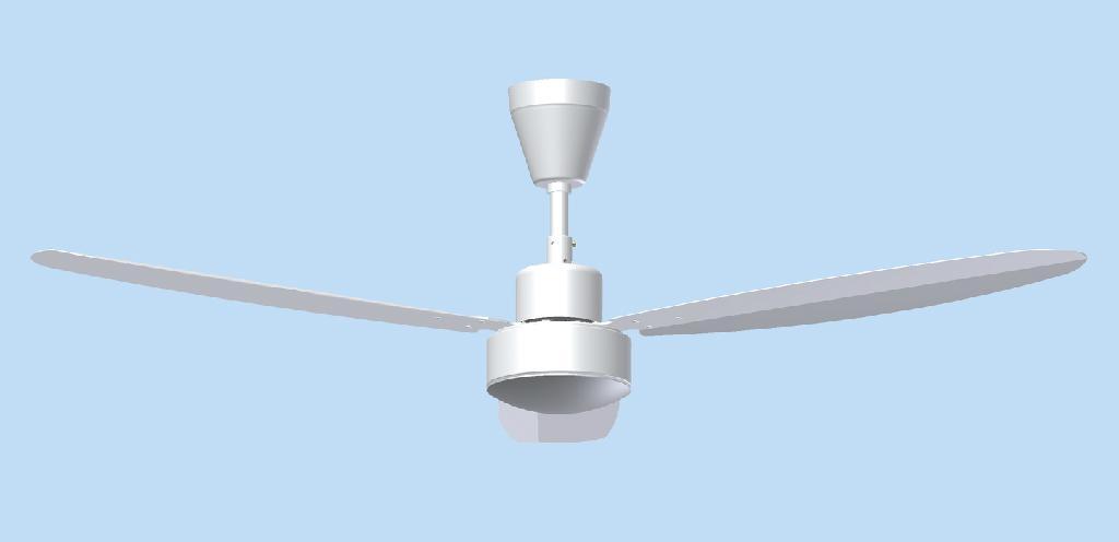 DC 12V/24V solar ceiling fan 3