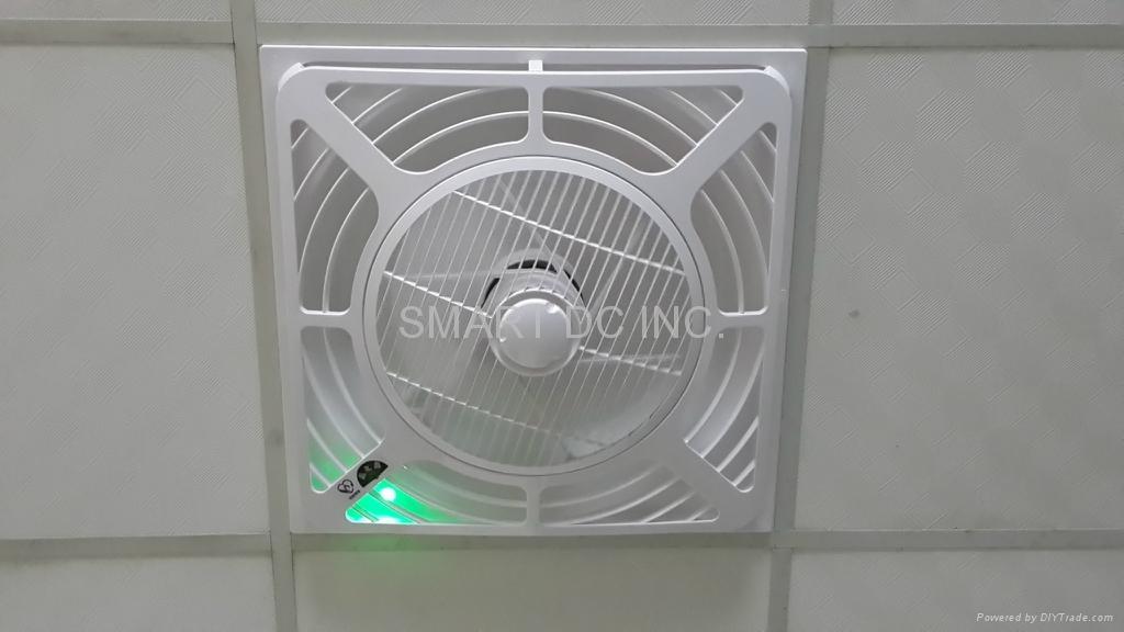 60X60 cm False ceiling fan 3