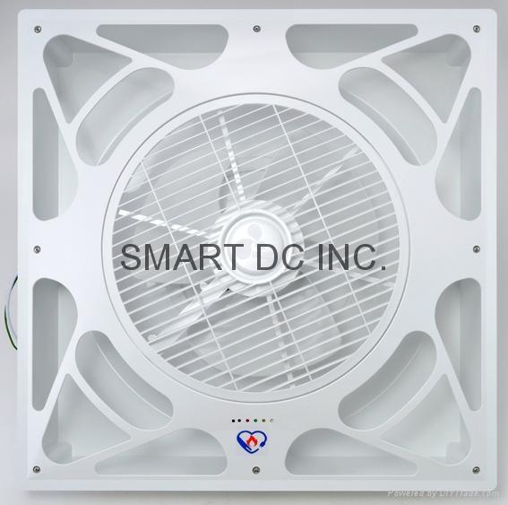 Drop Grid Ceiling Fan 1