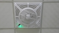 Suspended ceiling fan- Drop grid type 2