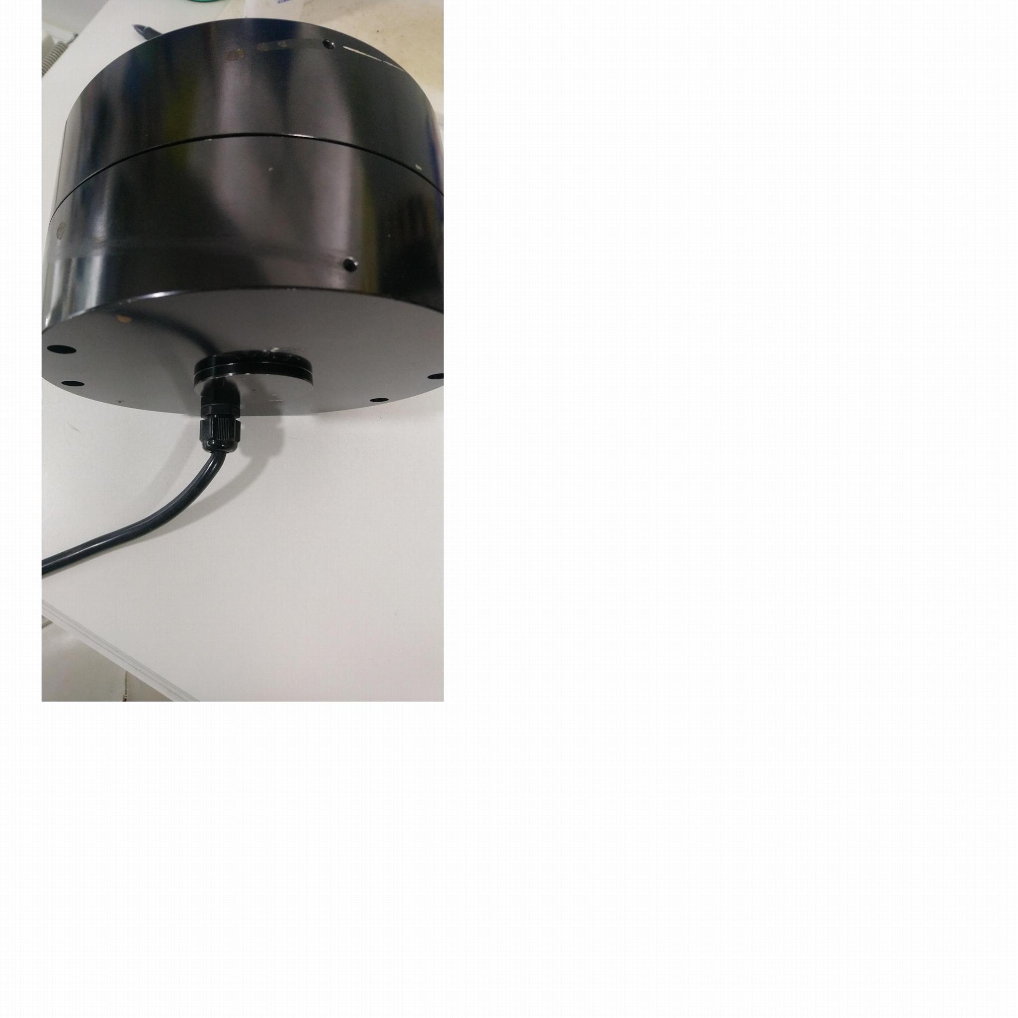 Permanent Magnet Generator for Wind Turbines 2