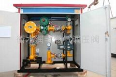 组装式燃气调压箱