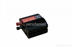 custom color small high efficiency power inverter DC12v to AC220-240v inverter