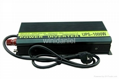 THCA inverter dc to ac UPS high speed battery charger 220v 12v 1000w inverter