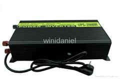 intelligent inverter charger THCA  2000W dc12V to ac 220V