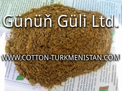 Cotton Meal Toasted