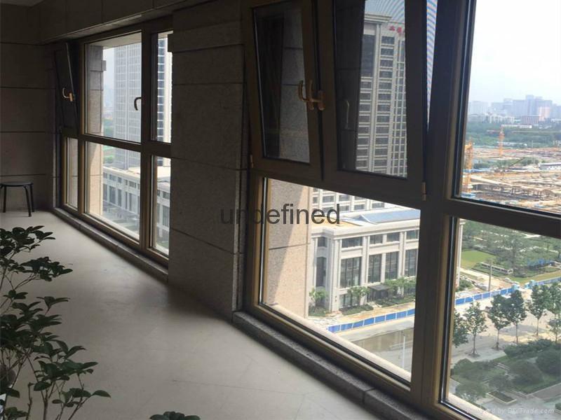 温州阳台窗断桥铝门窗 2