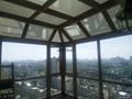 温州铝合金门窗阳台窗断桥铝阳光房厂家定制 3