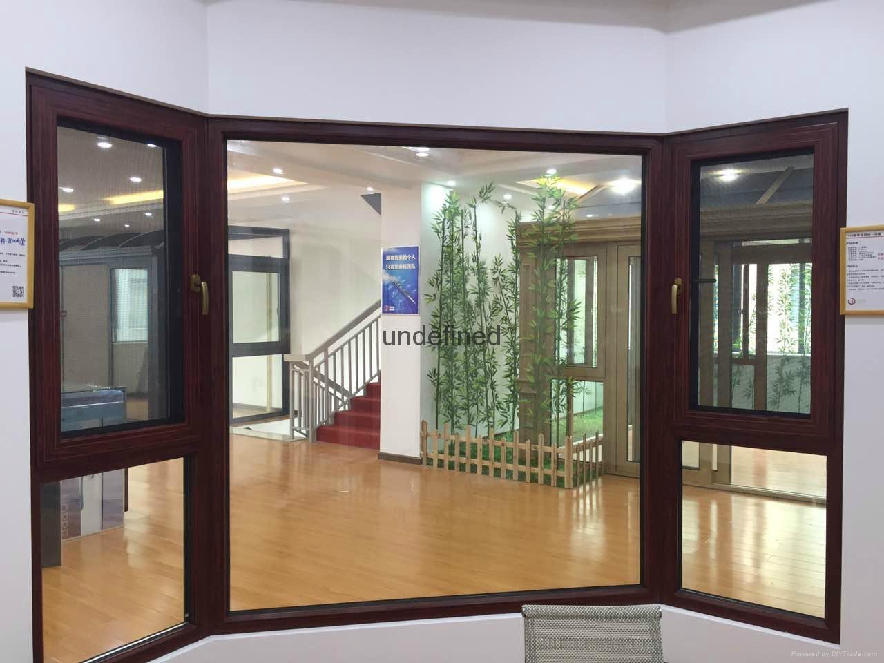 温州铝合金门窗阳台窗断桥铝阳光房厂家定制 4