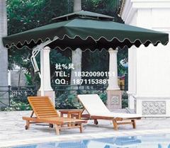 酒店游泳池沙灘躺椅