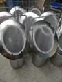 Stainless steel pleated filter elements sintered metal filter cartridge 5