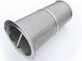 Stainless steel Sintered Metal Wire Mesh Filter 5