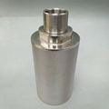 5 micron sintered metal filter with protect layer 3