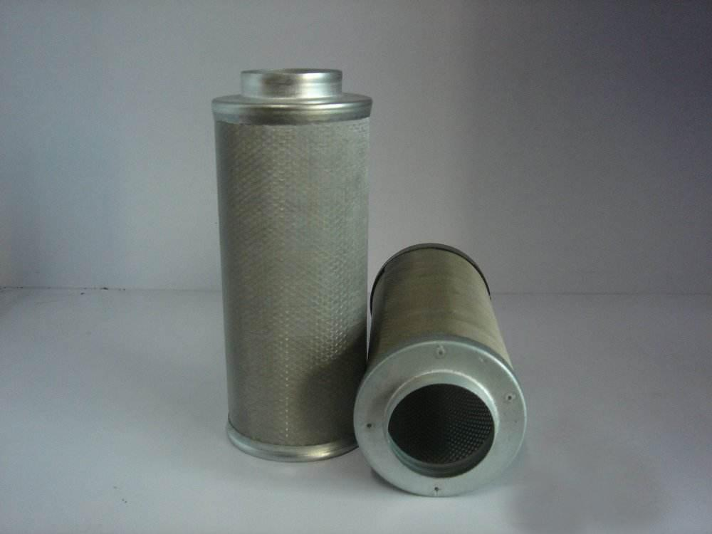 Sintered felt filter element 3