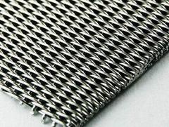 Dutch sintered mesh
