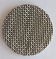 Five layer sintered mesh 2