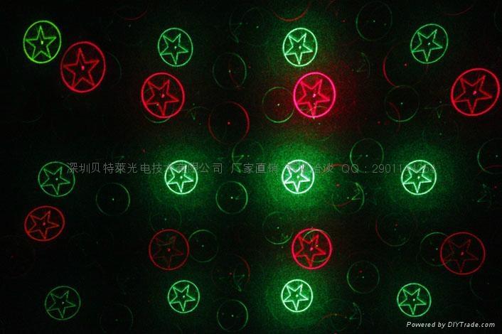 二十圖案激光燈 3