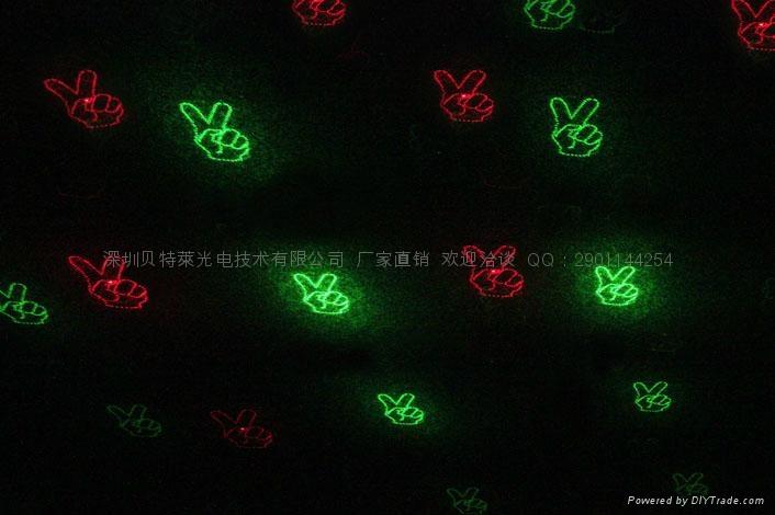 二十圖案激光燈 5