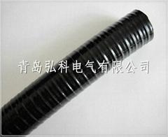 HONCUL平包塑嵌棉线包塑软管