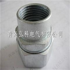 內螺紋金屬軟管接頭