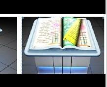全息投影产品全息背投膜 1