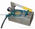 Stainless steel Hydraulic test pump 2