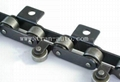 Double Pitch Conveyor Chains with