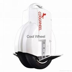 安全高效电动独轮车