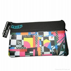 Hot Selling Neoprene Pencile Pouch
