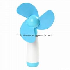 USB风扇迷你小电风扇便携电扇学生手持台式可充电随身小风扇