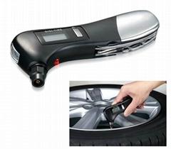 測胎壓多功能手電筒