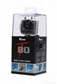 Full HD 1080P 12MP Action camera 1