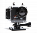 Full HD 1080P 12MP Action camera 3