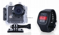 Full HD 1080P 12MP wifi waterproof Action camera 3