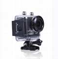 Full HD 1080P 12MP wifi waterproof Action camera 4