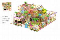 High quality children indoor playground for sale with CE certificate
