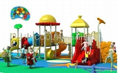 Kids Outdoor Playground Amusement Park