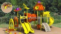 Kids outdoor playground