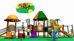 Amusement Outdoor Playgr