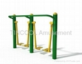 Outdoor Fitness Single Air Walker Double Persion