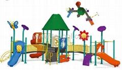 Kid Outdoor Playground