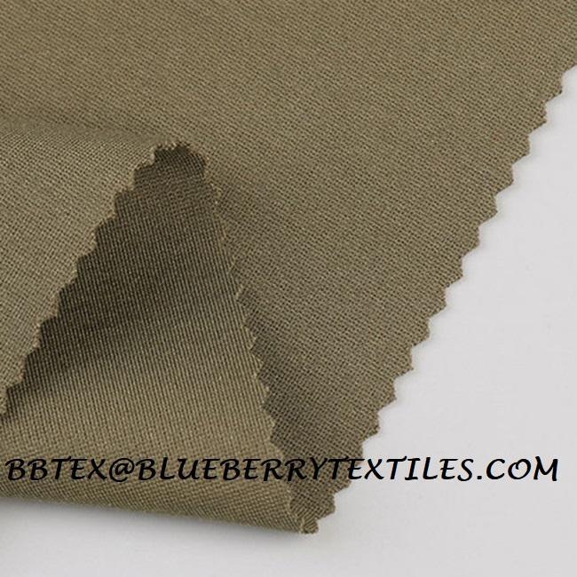 Nylon Rayon Ponte Roma fabric  1