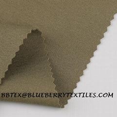Nylon Rayon Ponte Roma fabric