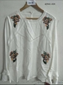Embroidered Blouses  2