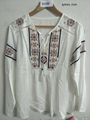 Embroidered Blouses  4